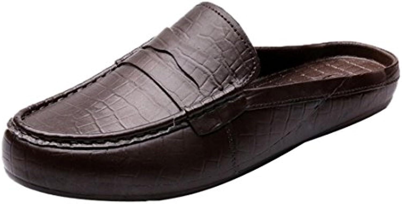 Malloomreg Sandalen  Plastic Lazy Männer Sandalen Halbe Pantoffel Sandalen Outdoor Casual Sommer Schuhe