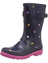 Tom Joule Girls Welly, Botas de Agua para Niñas