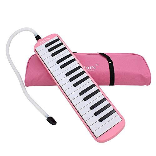 Hamkaw 32 Teclas Piano Melódica Instrumento Musical
