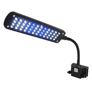 Generic lampada da acquario a clip con 48 luci led for Lampada acquario