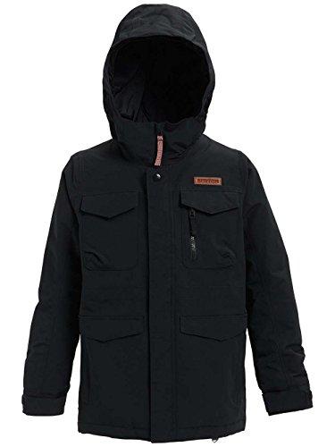 Burton Jungen Covert Snowboard Jacke, True Black, XL