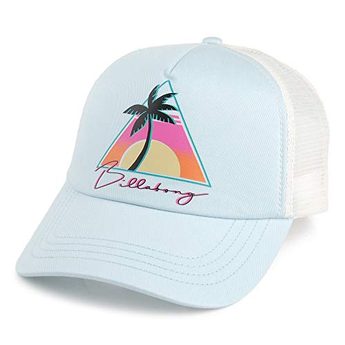 BILLABONG Aloha Forever Trucker Cap - Himmelblau - Einstellbar -