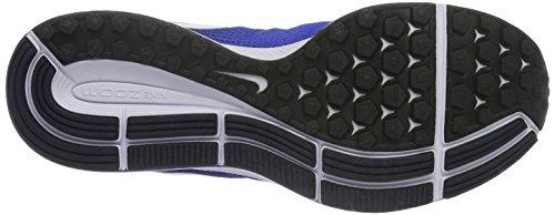 Nike 831352, Scarpe da Corsa Uomo Blu (Racer Blue/White-Midnight Navy-Blue Glow)