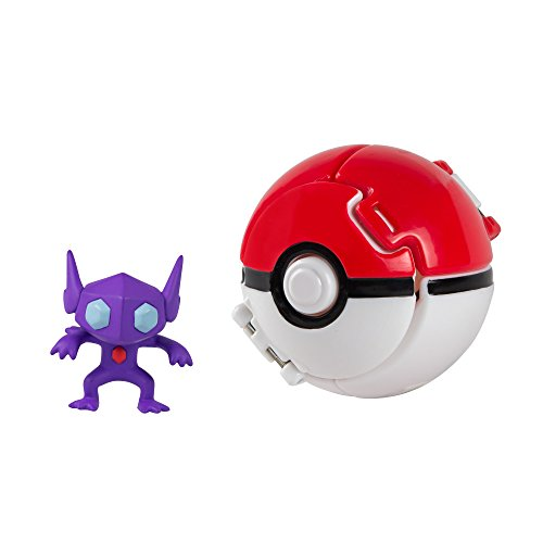 Pokèmon Figura T19113 Throw N Pop