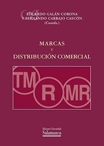 Marcas y distribución comercial (Estudios jurídicos)