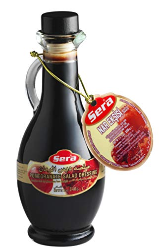 Sera ~ 100%Granatapfelsirup ~ 340g Glasform ~ Granatapfel Würzsauce ~ Sauce Salatdressing