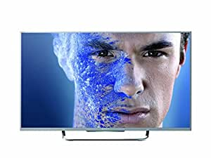 Sony KDL32W706BSU 32-inch Widescreen Full HD 1080p Smart TV with Freeview - Silver (Discontinued by Manufacturer)