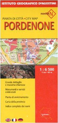 Pordenone 1:6.500 (Piante di città d'Italia) por aa.vv.
