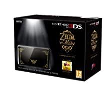 Nintendo 3DS Console -  Limited Edition Legend of Zelda: Ocarina of Time Bundle (Nintendo 3DS)