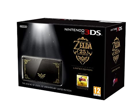 Nintendo 3ds Collector legend of zelda 25th anniversary [import anglais]