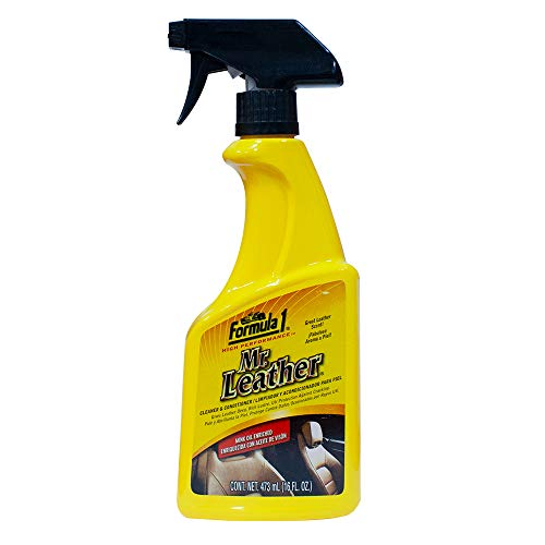Formula 1 Mr.Leather 615163 Spray Cleaner and Conditioner (473 ml)