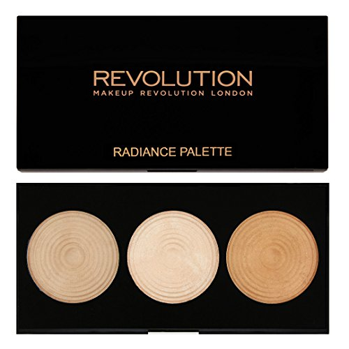 Makeup Revolution Highlighting Powder Palette Radiance