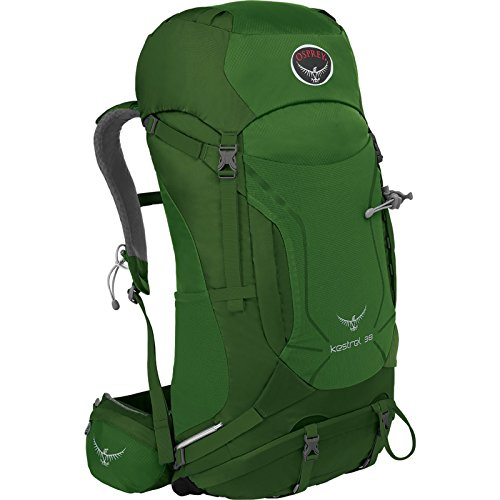 Osprey - Kestrel 38, Color Jungle Green, Talla 38 Liters-M/L