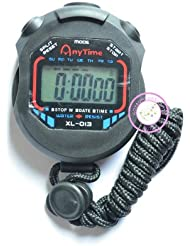 chronomètre manuelle de course stop watch professionnel amateur