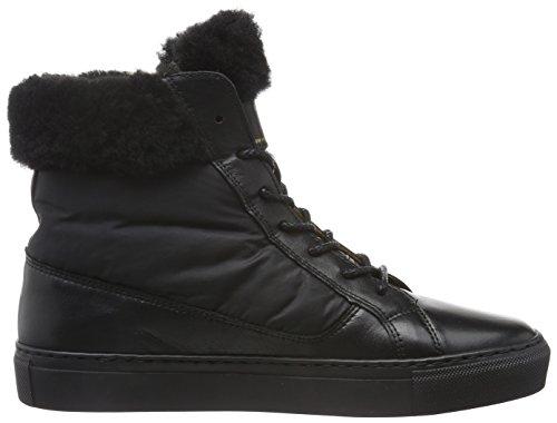 Gant Olivia, Baskets Basses Femme Noir - Schwarz (black G00)