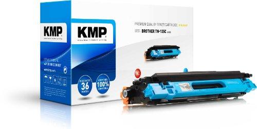 KMP Toner für Brother HL-4040, B-T25, cyan -