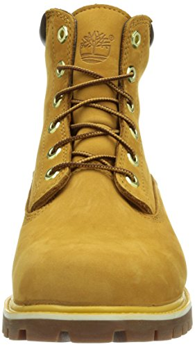 Timberland 6 In Basic Ftb_alburn 6 In, Bottes Homme Jaune (Wheat)