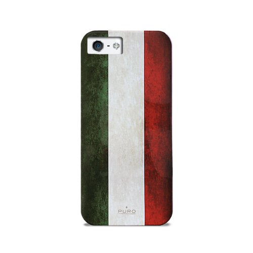 Puro IPC5CANADA1 Canada FLAG CASE iPhone 5 White Italy