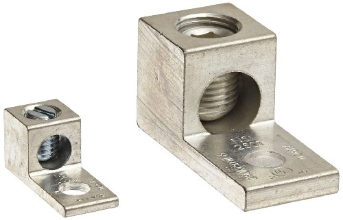 Kva Transformator (20Stück Mechanische set-screw Typ Transformer Lug-Kit, 15-37-1/2KVA 1Phase/15-45KVA 3Phase)