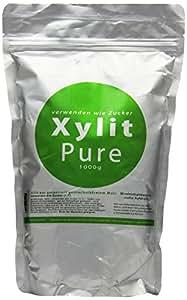 Naturtotal Xylit / Xylitol  hoher Reinheit  1000g