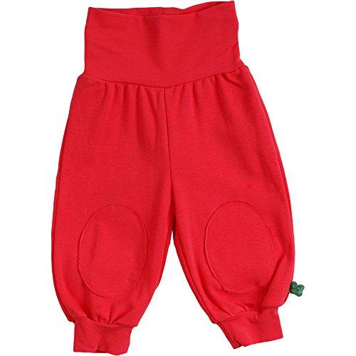 Fred'S World By Green Cotton Alfa Pants Noos Pantalon, Rot (Red 019176206), 18 Mois Bébé Fille