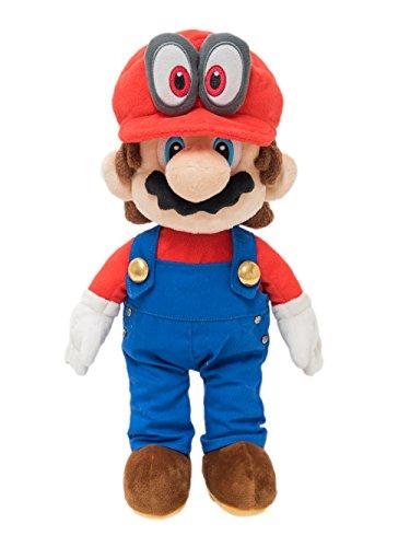 SAN-EI CO.,LTD. ???? Super Mario Odyssey Plüsch Figur: Mario -