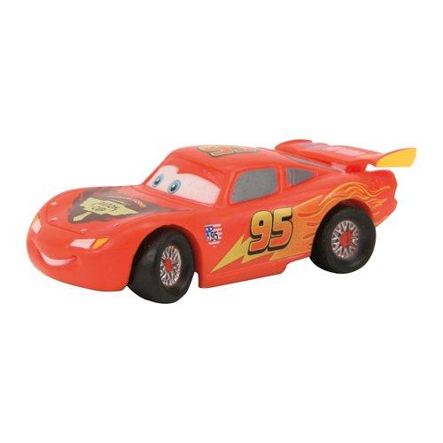 Bullyland 12790 - Spielfigur, Walt Disney Cars 2, Lightning McQueen, ca. 6,9 cm
