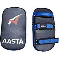 Pair of Pro Viper Curved Thai Kick Pads Boxing Strike Curve Pad Arm Punch and not Pair of Pro Aasta Curved Thai Kick Pads Boxing Strike Curve Pad Arm Punch