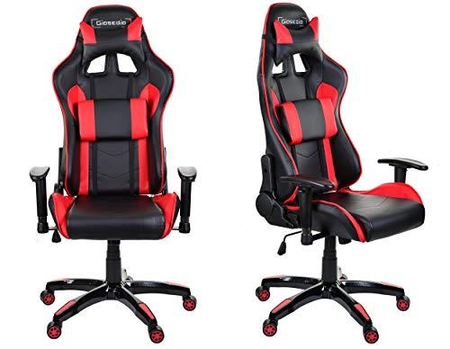 Giosedio gsa sedia gaming sedia scrivania sedi di gioco gaming