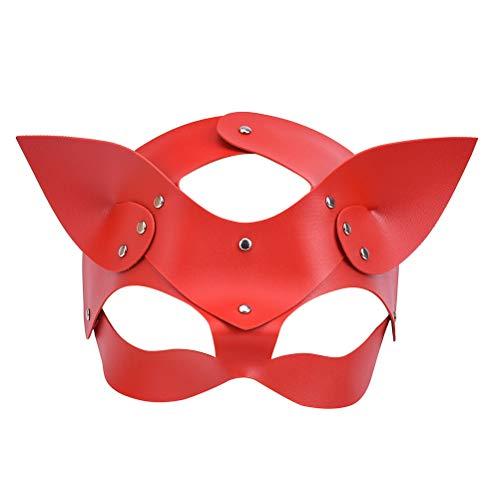 der Flirt Maske Maskerade Cosplay Kostüm gefallen ()