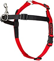 Halti Front Control hundsele, ingen draglina för hundar, stoppa hunden när du går med hundsele och storlek med