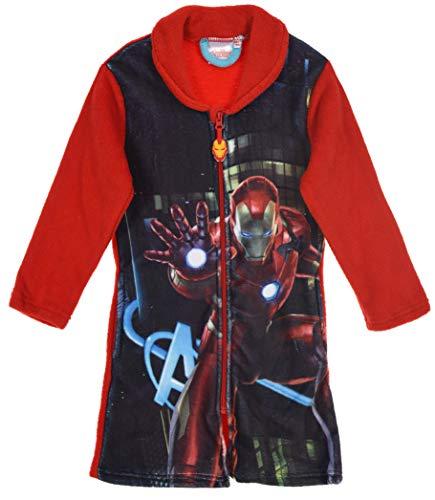 Marvel Avengers Jungen Bademantel