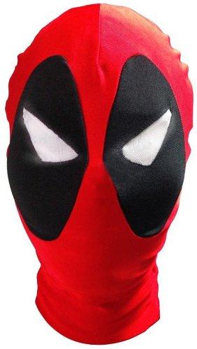 uxe Mask (Latex-deadpool-kostüm)