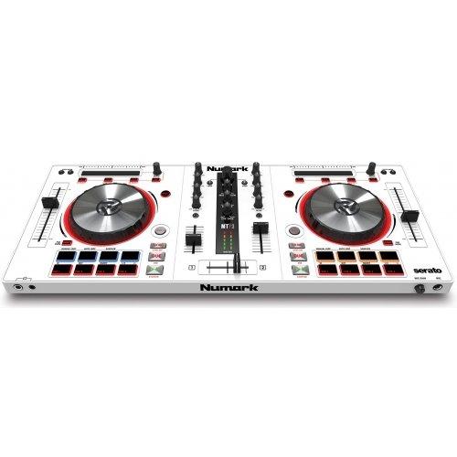 NUMARK MIXTRACK PRO III WHITE CONTROLADOR DJ
