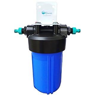 AquaHouse High Capacity Teich Dechlorinator, Chlorentfernung Wasserfilter für Fischteiche zur Reduktion von Chlor und Chemikalien im Leitungswasser