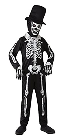 Costumes Childs Squelette - Squelette Os Zombie - Costume - Costume