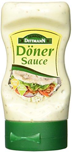 Feinkost Dittmann Döner Sauce, 5er Pack (5 x 210 ml)