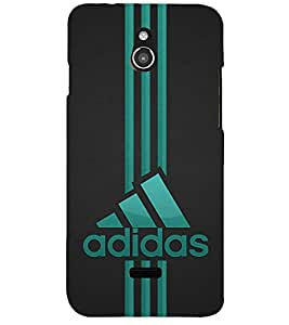 PRINTSHOPPII LOGO Back Case Cover for InFocus M2