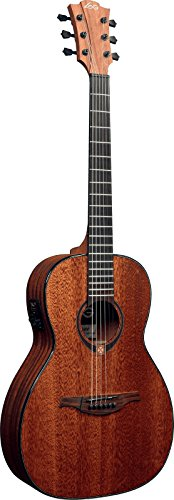 Guitarra electro-acustica lag parlor