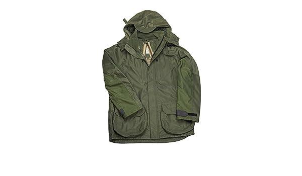 ef21dedf220e5 Beretta DWS Plus Optifade Forest Jacket, 3X-Large: Amazon.co.uk: Sports &  Outdoors