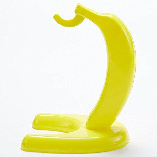 WOVELOT Kreative Kunststoff Banana Hanger Boden Typ Obst Halter Rack Kueche Speicherorganisator Obst Werkzeug Kueche Zubehoer Banana Hanger