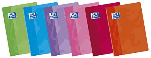 Oxford Classic 100105710 - Pack de 10 libretas grapadas de tapa blanda, A5+