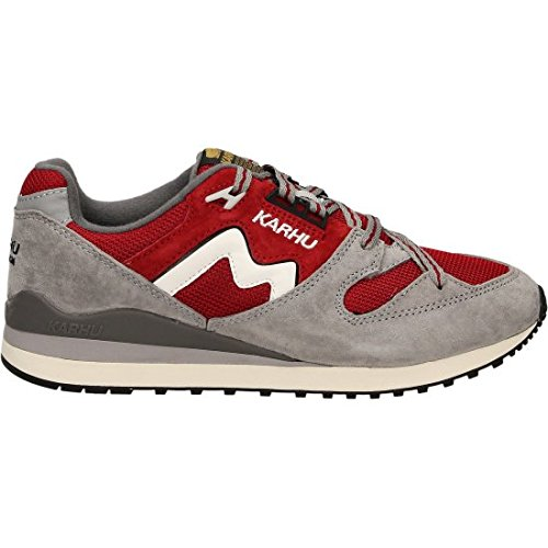 Karhu , Baskets pour homme Rouge rouge 40,5 EU Grigio/Rosso