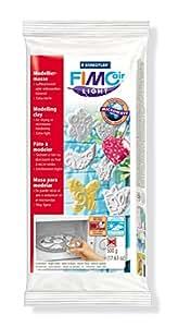 Staedtler - Fimo Air Light - Pain Pâte à Modeler 500 g Blanc
