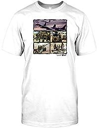 The Gulf War - Military Mens T Shirt - Military