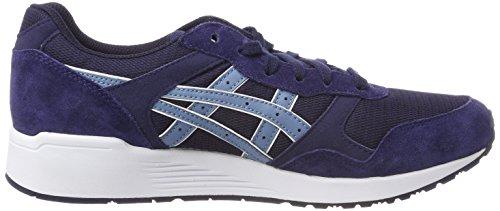 Asics Herren Lyte-Trainer Laufschuhe Blau (Peacoatprovincial Blue 5842)