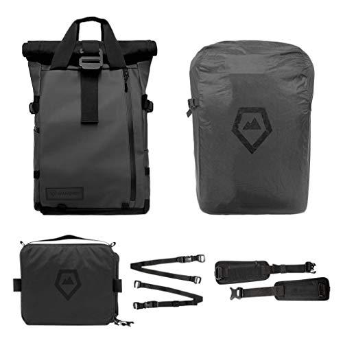 grafie Bundle-Schwarz. Travel und DSLR Kamera-Rucksack mit Laptop/Tablet Sleeve und Regenschutz ()