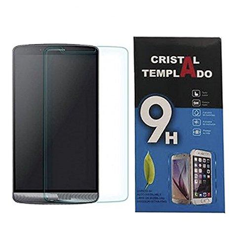 Fologar Protector de Pantalla Cristal Templado para LG G3 D855