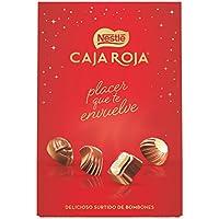 Nestlé Caja Roja - Bombones de Chocolate - 100 g