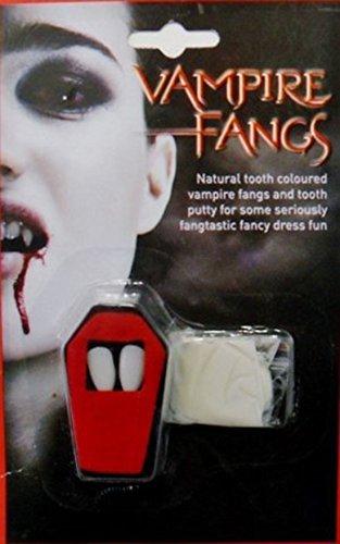 Dents de vampire/Dracula Accessoire pour Halloween